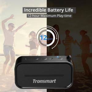 Tronsmart Element T2 batteria